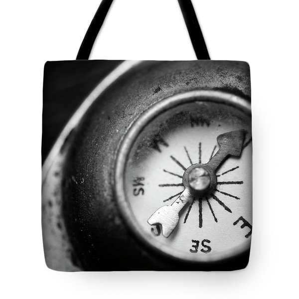 Discovering My Compass Tote Bag