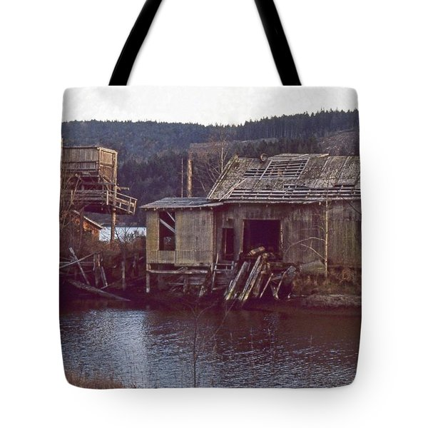 Discovery Bay Mill Tote Bag