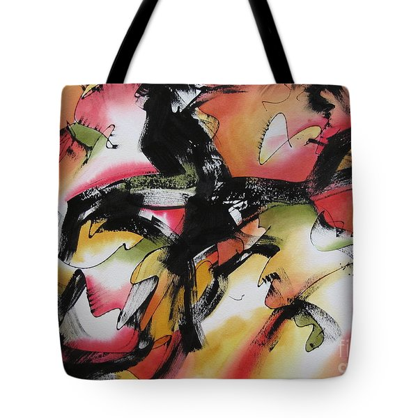 Discovery Tote Bag by Deborah Ronglien