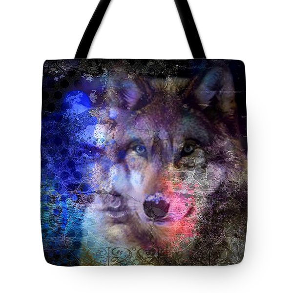 Discovery Of The Path Tote Bag