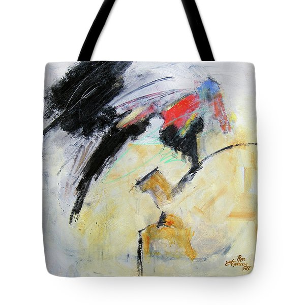 Discovery One Tote Bag