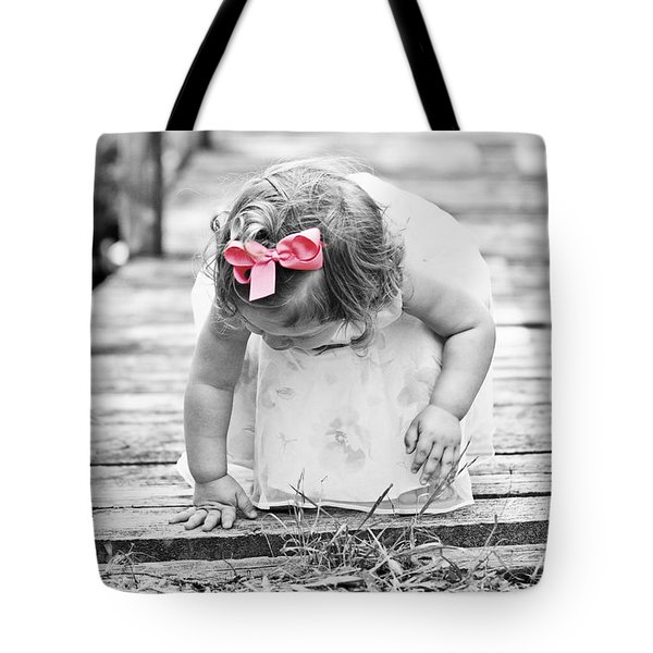 Discovery Tote Bag by Scott Pellegrin