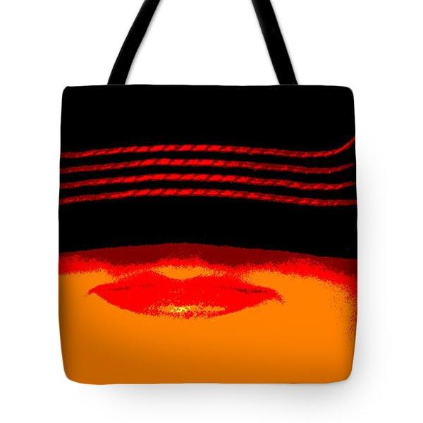 Discretion Tote Bag