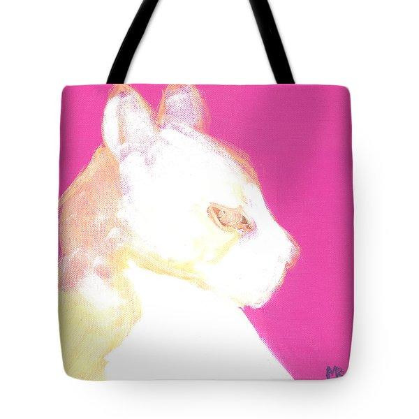 Disdain Tote Bag