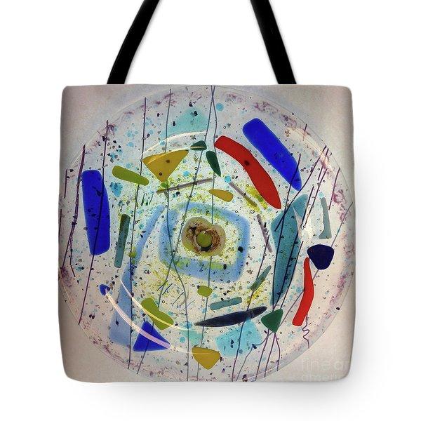 Dish Tote Bag