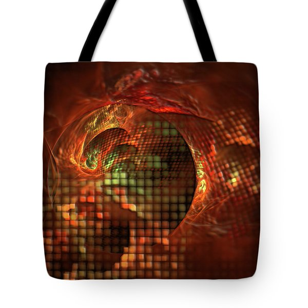 Disillusioned Tote Bag by Jeremy Nicholas