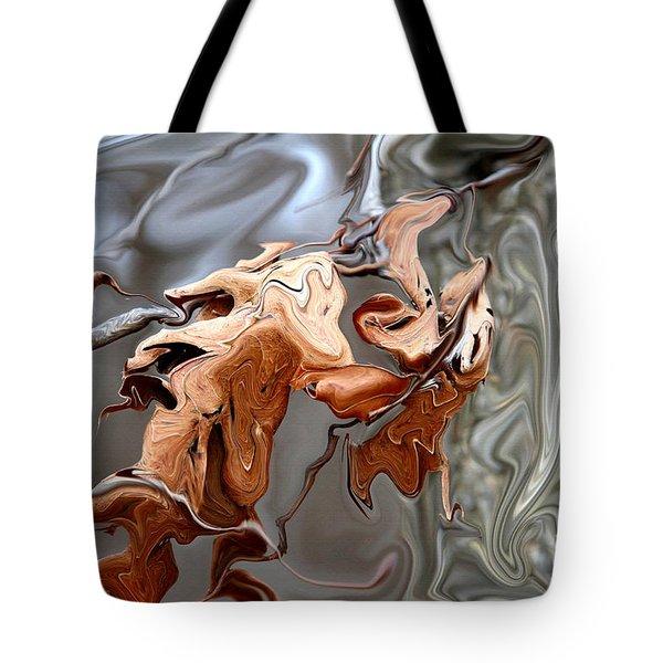 Disintegration  Tote Bag