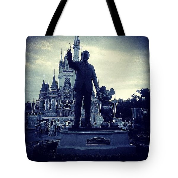 It All Started With A Mouse Tote Bag