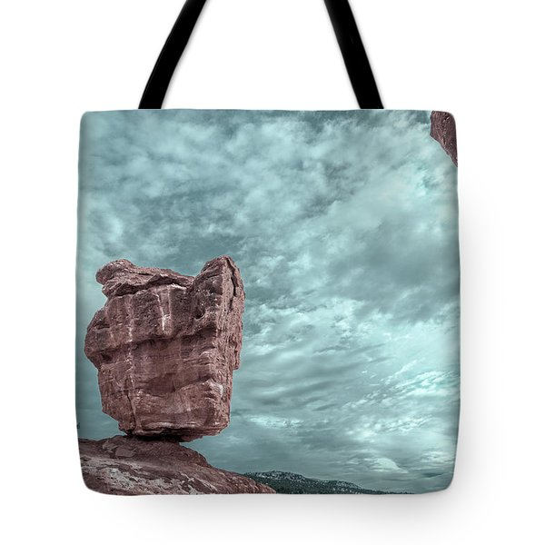 Disparate Colors  Tote Bag