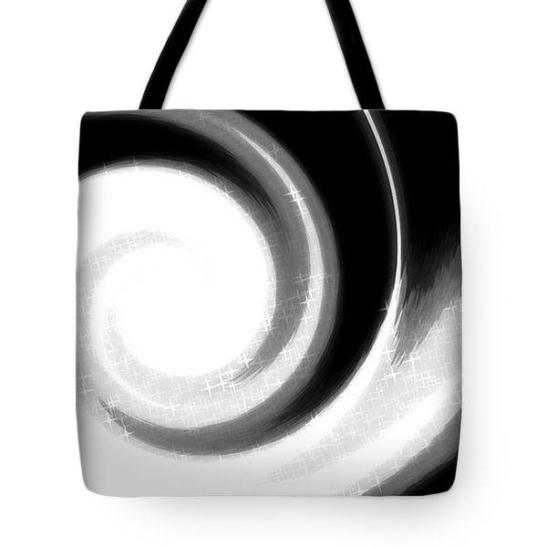 Dispel Darkness Tote Bag