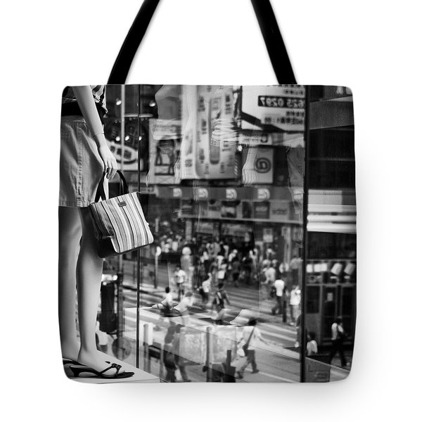 Display Tote Bag by Dave Bowman