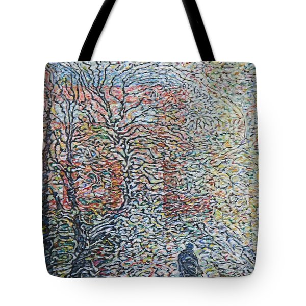 Dissolve In Rain    Tote Bag