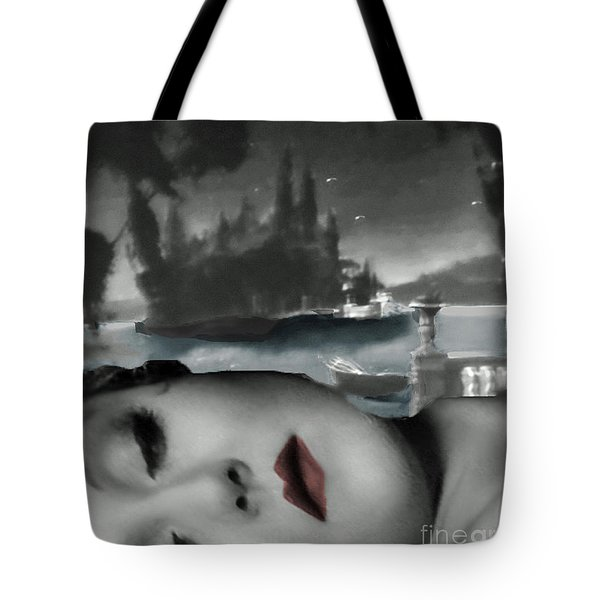 Distant Dreams Tote Bag
