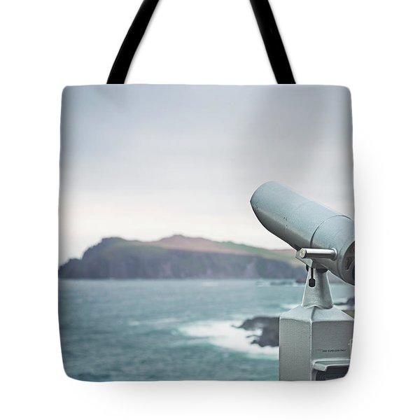 Distant Horizons Tote Bag