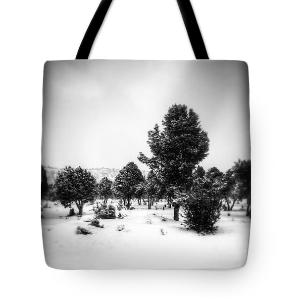 Distant Tote Bag by Mark Ross