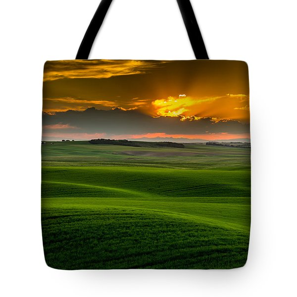 Distant Memories Tote Bag