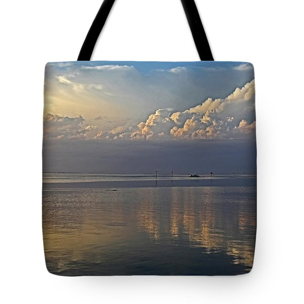 Distant Thunder Tote Bag by HH Photography of Florida