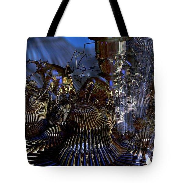 Distillery Tote Bag
