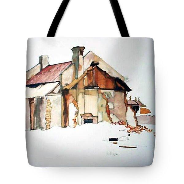 District 6 No 2 Tote Bag