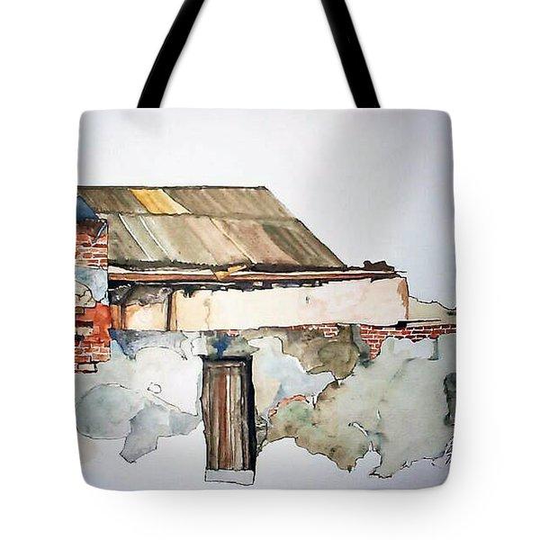 District 6 No 4 Tote Bag by Tim Johnson