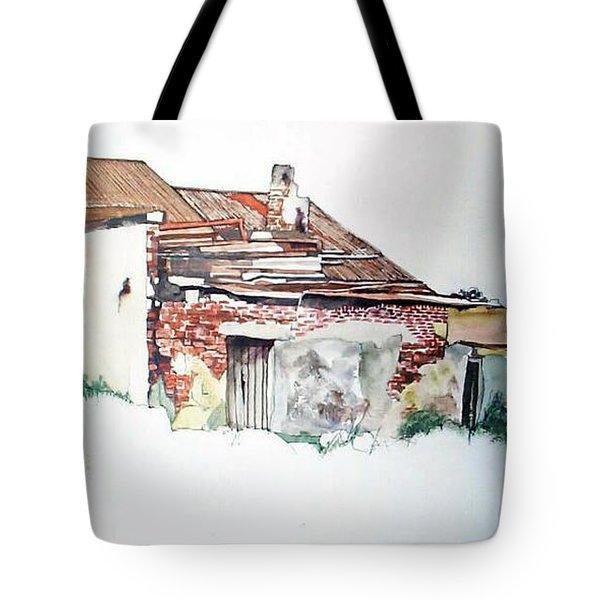 District 6 No1 Tote Bag by Tim Johnson