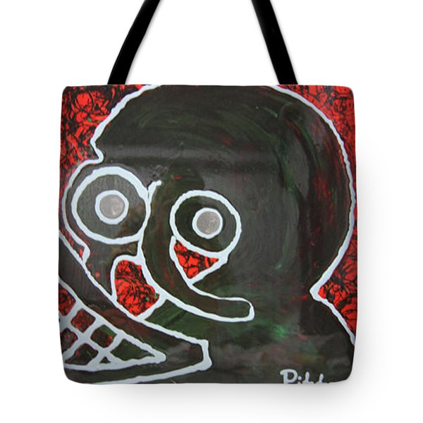 District 9 Tote Bag by Greg Pitts