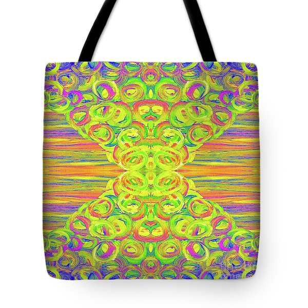 Ditto Tote Bag by Rachel Hannah