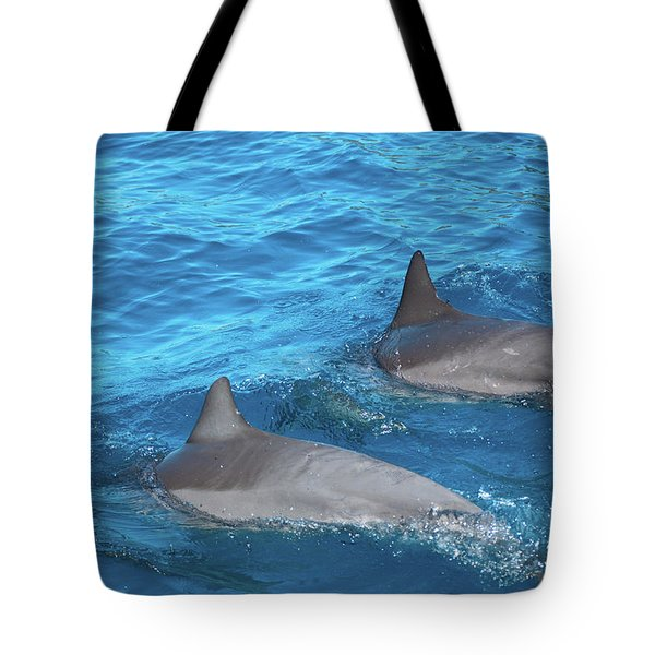Dive On In Tote Bag