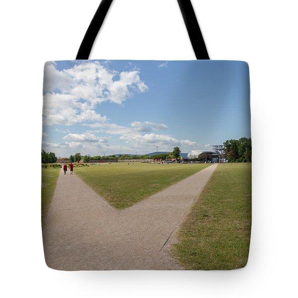 Diverse Paths Tote Bag