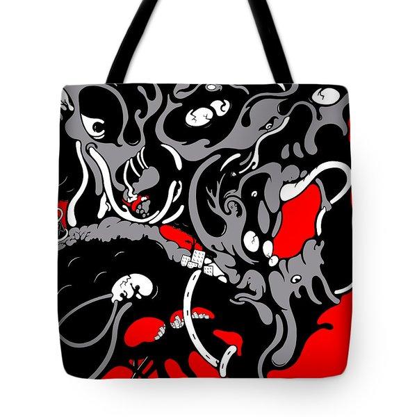 Diversion Tote Bag