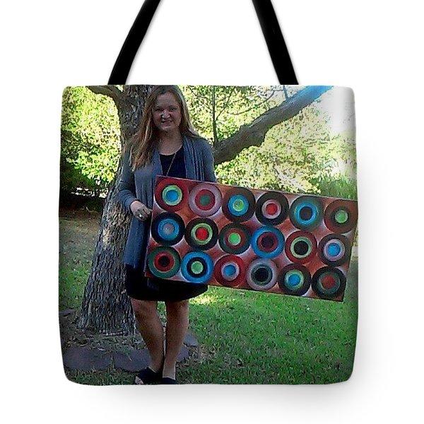 Diversity Circles Tote Bag