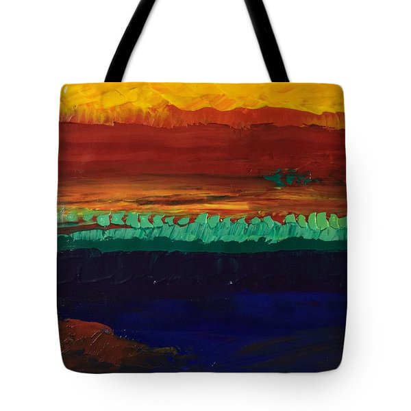 Divertimento Tote Bag
