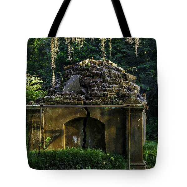 Divided  Tote Bag