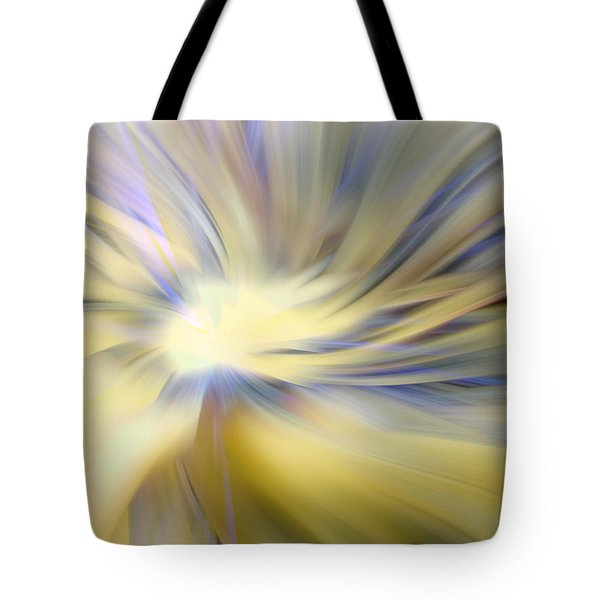 Divine Energy Tote Bag by Lauren Radke