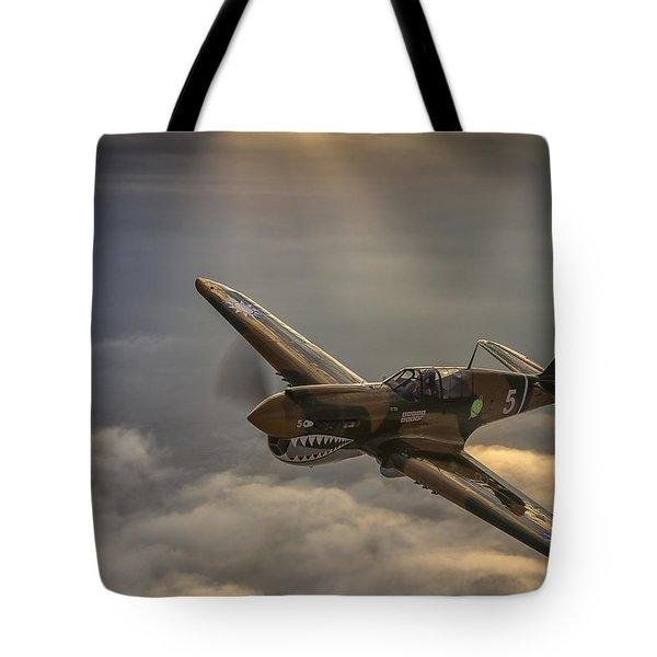 Divine Guidance Tote Bag