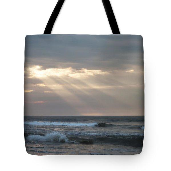 Divine Intervention Tote Bag by Bill Cannon