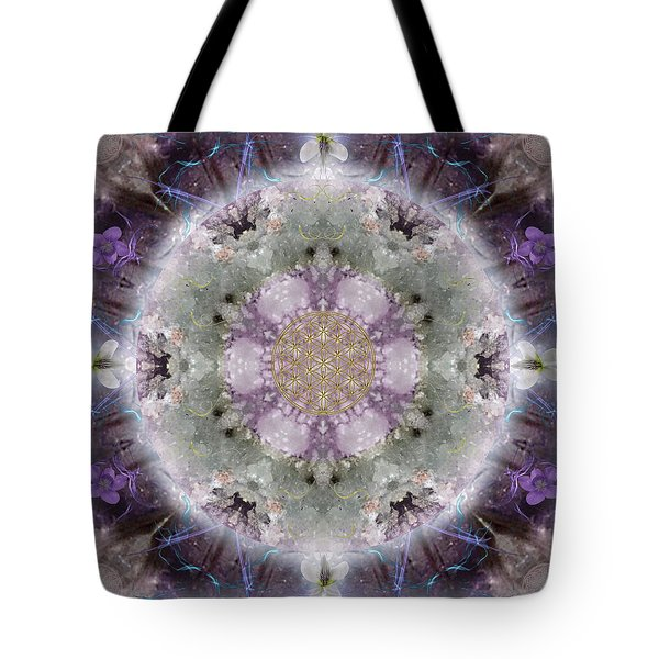 Divine Love Tote Bag