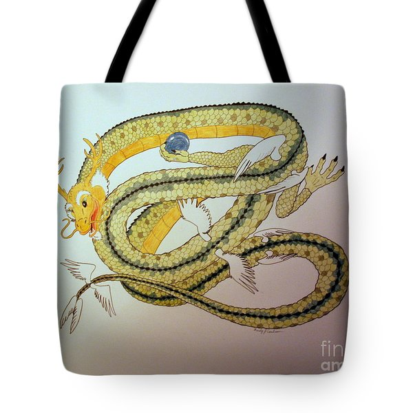 Divine Lung- Earth Tote Bag