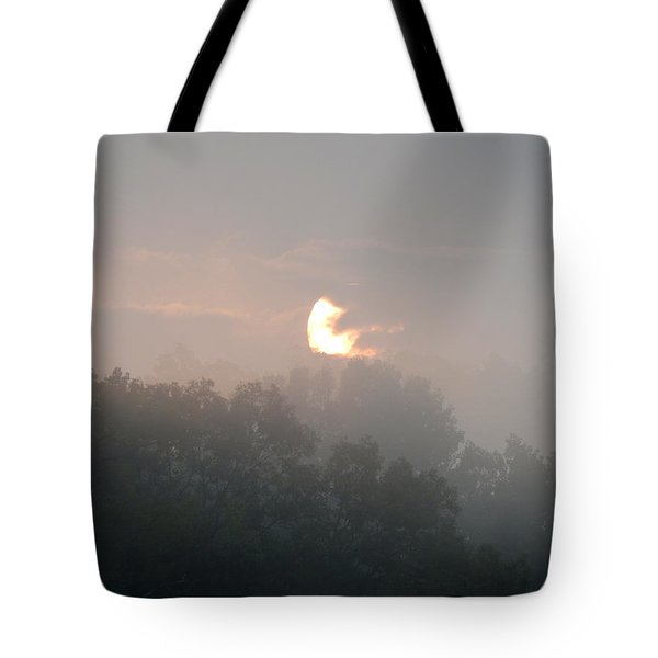 Divine Morning Blessings Tote Bag