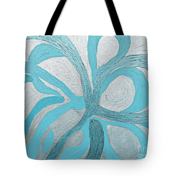 Divine Peace Tote Bag