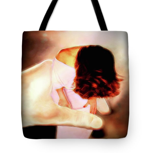 Divine Protection Tote Bag