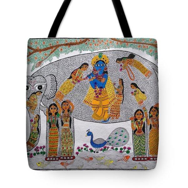 Divine Quest Tote Bag