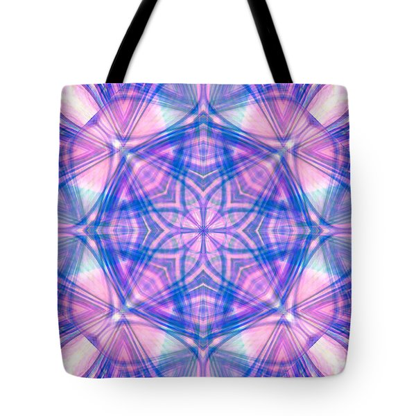 Divinely Encircled Tote Bag