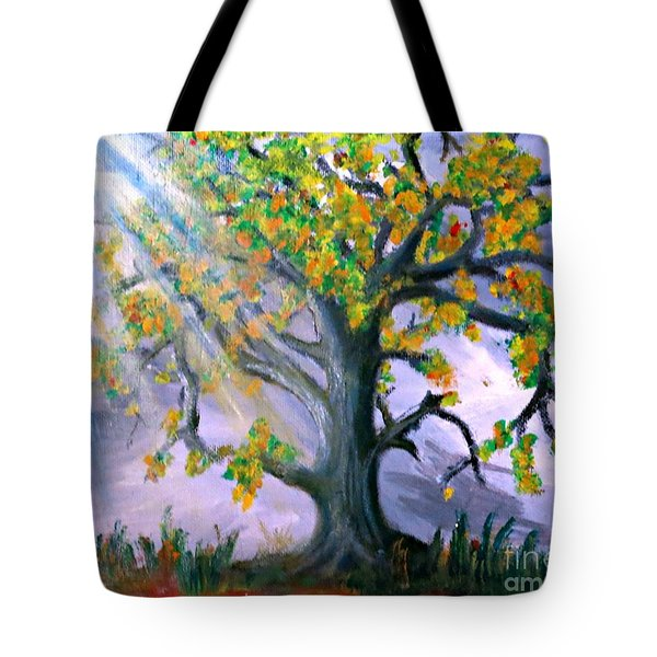 Divinity Inspired 1 Tote Bag