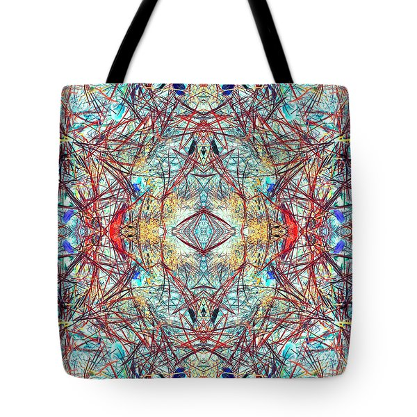 Divinity Of Now Tote Bag