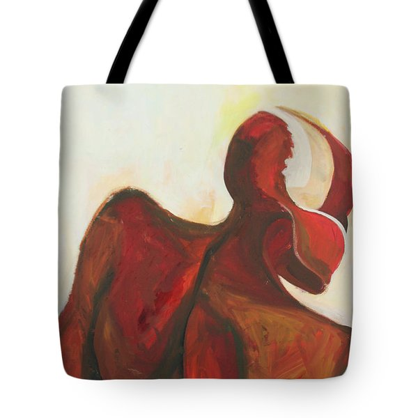 Division Tote Bag by Daun Soden-Greene