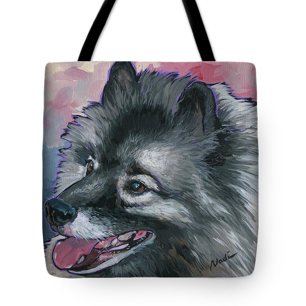 Dixie Tote Bag by Nadi Spencer