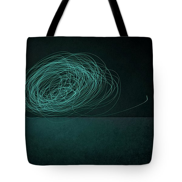Dizzy Moon Tote Bag