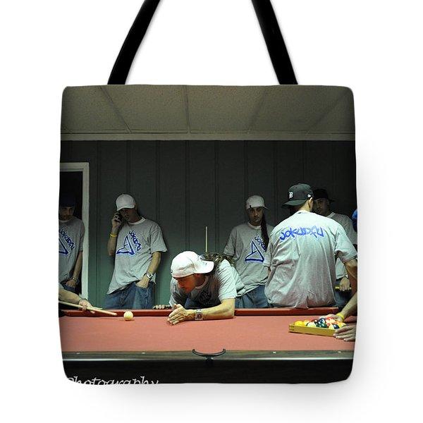 Dj Just Nick Photography Tote Bag by Nicholas  Grunas