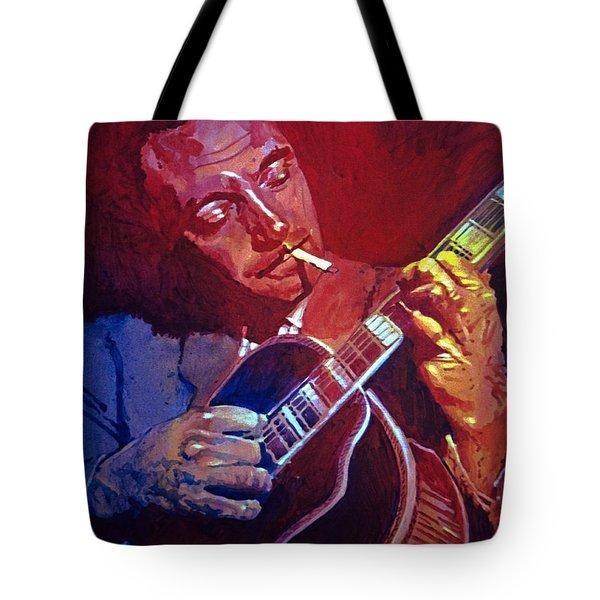 Django Sweet Lowdown Tote Bag
